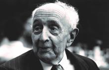 Portrait de monsieur Jean CARBONNIER